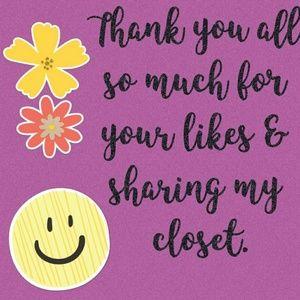 Thank u all 💞